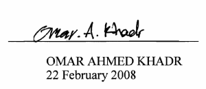 Khadr_signature_on_Affidavit