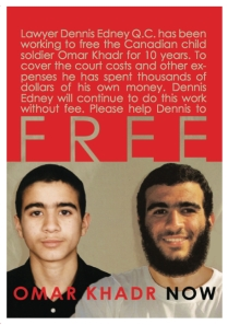 Omar Khadr Fund for Dennis Edney