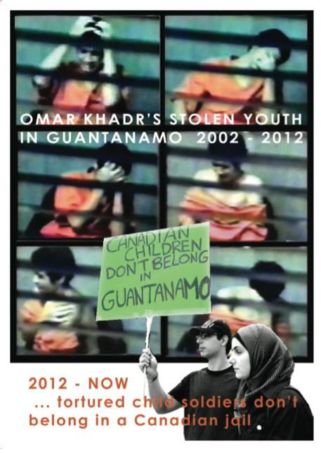 Omar Khadr tortured Canadian Child