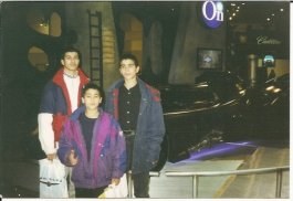 15 | Omar with Brothers