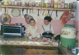 2 | Omar with brother