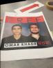 Signs Omar Khadr Carleton University