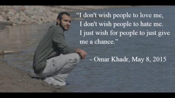 omar wish to give him a chance