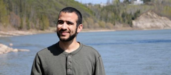 Omar Khadr at river